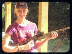 Packing Pretty & a 12ga turkey gun