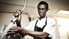 Longtime dishwasher Ali Sonko named partner of Noma Kitchen Confidential, Street Food, Dishwasher, Africa, Names, Sunshine, Internet, Community, Summer