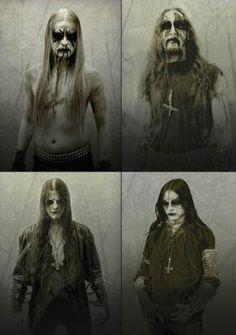 Gorgoroth: Black Metal Band.