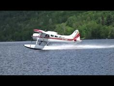 Enjoy a flight in a sturdy Beaver from Lac Tiberiare, Quebec Quebec, Aviation, Boat, Youtube, Dinghy, Boats, Quebec City, Youtubers, Youtube Movies
