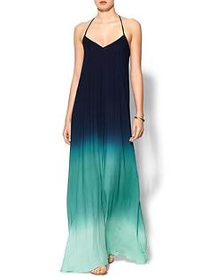 Young, Fabulous & Broke Fortune Maxi Ombre Dress | Piperlime