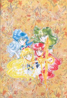 美少女戦士セーラームーン原画集 Vol.4