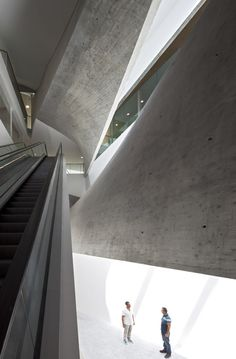 We were lucky enough to be treated to a tour of the Tel Aviv Museum of Art's spellbinding new Herta and Paul Amir Building yesterday, and are still daydreaming about the seductive lines of its …