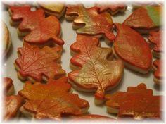 no fail sugar cookies, keep their shape and won't spread