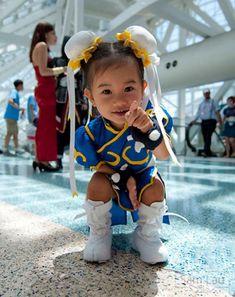 Definitely a costume idea for my future little girl.