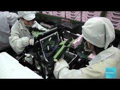 ¿Tienes curiosidad por saber como se hace un iPad? ¡Entramos en la fábrica Foxconn para enseñártelo!