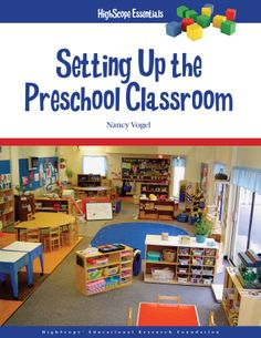 This book is designed to help preschool teachers arrange and equip their classroom or center, including the outdoor play space. In addition to explaining the principles of designing active learning preschool settings, it provides helpful strategies, detailed lists of equipment and materials, and sample classroom layouts to guide teachers in designing an entirely new learning environment or in making improvements to an existing space.
