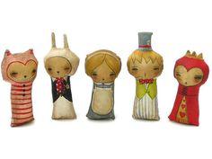 Danita - Alice doll set