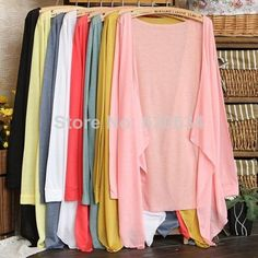 Free Shipping New Arrival Women's Casual Sunscreen shirt Solid Adjustable Waist Full-Sleeve Hooded Candy Color Coat WT017