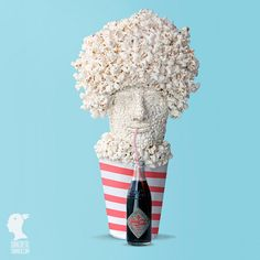 Popcorn Fro