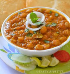 Chole Bhature / Punjabi Bhature Recipe / step by step   Tasty Appetite