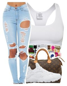 """Untitled #440"" by lowkey-jessel ❤ liked on Polyvore featuring Calvin Klein and NIKE"