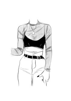 Fashion Design Sketches 605593481133085026 - Alexandria Bazan – Dessins Minimalistes – Hollowen Alexandria Bazan – Dessins Minimalistes – Source by elissaferrari Cool Art Drawings, Pencil Art Drawings, Art Drawings Sketches, Drawing Ideas, Disney Drawings, Drawing For Kids, Easy Drawings, Drawing Art, Drawing Poses