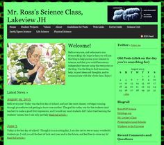 blog examples for students