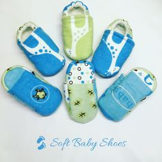 I made these shoes for some special friend's babies and they are also available now on Etsy 💙 Soft Baby Shoes, Baby Boy Shoes, Baby Booties, Better Posture, Baby Feet, First Baby, Baby Shower Gifts, Ankle Strap, My Etsy Shop