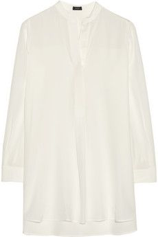 Joseph blouse, $79  (more from the Net-a-Porter clearance sale -- http://chicityfashion.com/net-a-porter-sale-clearance/)