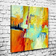 Abstract Painting Tablo