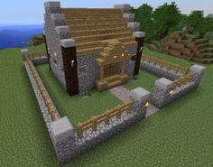 Minecraft- cozy cottage