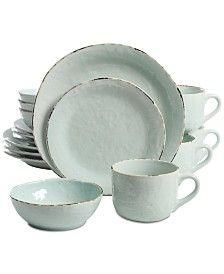 Black Dishwasher Safe Dinnerware Sets and Fine China - Macyu0027s  sc 1 st  Pinterest & Dishwasher Safe Dinner Plates Dinnerware Sets and Fine China ...