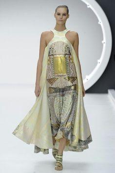 mary katrantzou 2013 Spring Fashion
