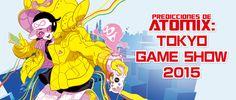 Lee Predicciones de Atomix: TGS 2015