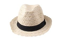 0fad761b Dantiya Womens Cotton Foldable UV Protection Beach Sun Hat Beige >>> You  can find out more details at the link of the image.