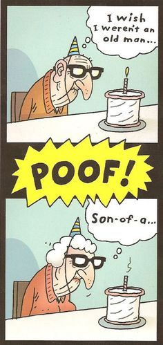 Be Careful What You Wish For  #comics #funnygifs #funnypics #funny #humor #lol #lmao