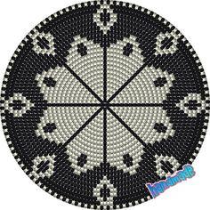 Wayuu pattern