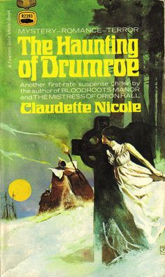 Claudette Nicole: The Haunting of Drumroe