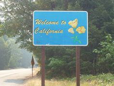 US 199, California/Oregon border, 2013.