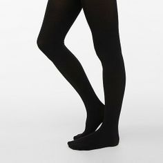 Rank & Style Top Ten Lists | Urban Outfitters Opaque Tight #tights #undergarments #hosiery #stockings #comfort  #style #fashion #topten #black #UrbanOutfitters