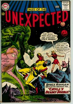 Tales of the Unexpected 75 (FN/VF 7.0)