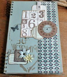 Album un si joli moment-Cathy Mini Albums Scrapbook, Scrapbook Pages, Scrapbooking Layouts, Mini Album Scrap, Envelope Book, Handmade Scrapbook, Mini Album Tutorial, Cricut Cards, Mini Books