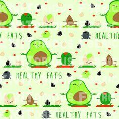 ** PRE-ORDER** HEAL THY FATS #fabric