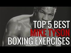 Top 5 Best Mike Tyson Exercises - Strength and Defense Workout - Best Weight Loss Tips in 2018 Boxer Workout, Boxing Training Workout, Home Boxing Workout, Ufc Training, Cardio Boxing, Mike Tyson Workout, Mike Tyson Boxing, Krav Maga Self Defense, Self Defense Moves