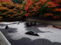 """【京都】日本を代表する作庭家""""重森三玲""""の美しすぎる日本庭園たち - トラベルブック"""