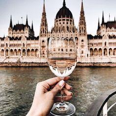 Budapest, Hungary by @margokoropova ◦
