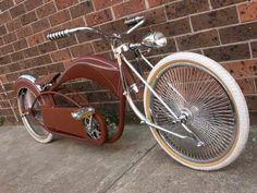 La chopera de las bicicletas!