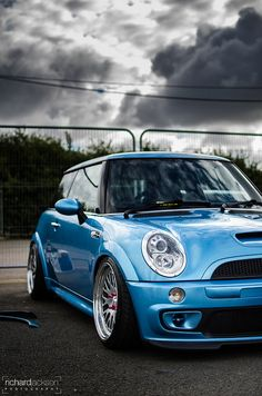 beautiful mini cooper s