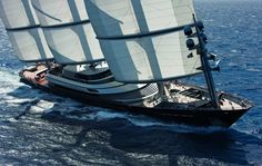 You can count them on the fingers of one hand. Yet, they all stand out as each of them has an #interesting #story to tell. Here are the #top five #queens of the #wind. ENG VERSION: http://top-yachtdesign.com/the-queens-of-the-wind/ ITA VERSION: http://top-yachtdesign.com/it/le-regine-del-vento/