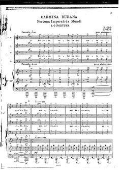 24 Best Carmina Burana images | Carl orff. Classical music. Opera arias
