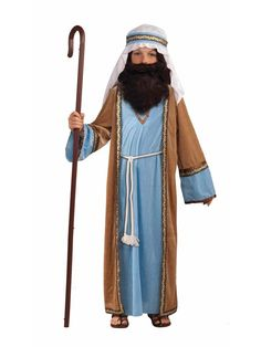 Check out Boys Deluxe Joseph Costume - Cheap Children Costumes for Easter from…