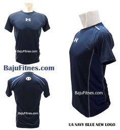 UA NAVY BLUE NEW LOGO  Category : Under Armour  Bahan Polyester dry Fit Body fit All Size: P 64cm , L 46cm Berat : 68 kg - 82 kg Tinggi : 168 cm - 182 cm  GRAB IT FAST only @ Ig : https://www.instagram.com/bajufitnes_bandung/ Web : www.bajufitnes.com Fb : https://www.facebook.com/bajufitnesbandung G+ : https://plus.google.com/108508927952720120102 Pinterest : http://pinterest.com/bajufitnes Wa : 0895 0654 1896 Pin Bbm : myfitnes  #underarmourindonesia #underarmour