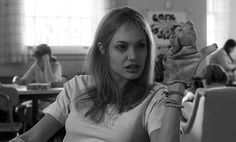 angelina jolie as lisa rowie - girl, interrupted Movie Gifs, Movie Tv, Angelina Jolie Girl Interrupted, Girl Interrupted Lisa, Angelina Jolie Gif, Sarcasm Humor, Internet, Classic Films, Fast And Furious