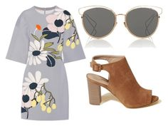 """""""Spring time"""" by eradimakova on Polyvore featuring Marni, Christian Dior and Hollister Co."""