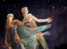 Edgar and Sabin Figaro (Final Fantasy VI)