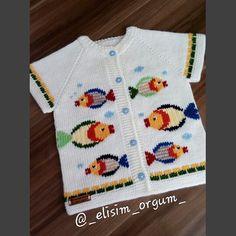 Baby Knitting, Knitwear, Sweaters, Kids, Clothes, Dresses, Instagram, Fashion, Grandchildren