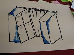 changing room idea . using the lockers as two walls, we can put up a curtain and use it as a changing room. we can make a use out of the outer walls of the locker by placing the sides to the wall. this is a really bad drawing to describe sorry, , , :(