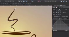 Affinity Designer - Varying Mouse-drawn Line Width