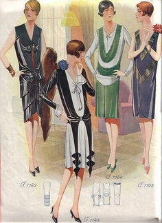 20s dresses, from Amy Jeanneon Flickr